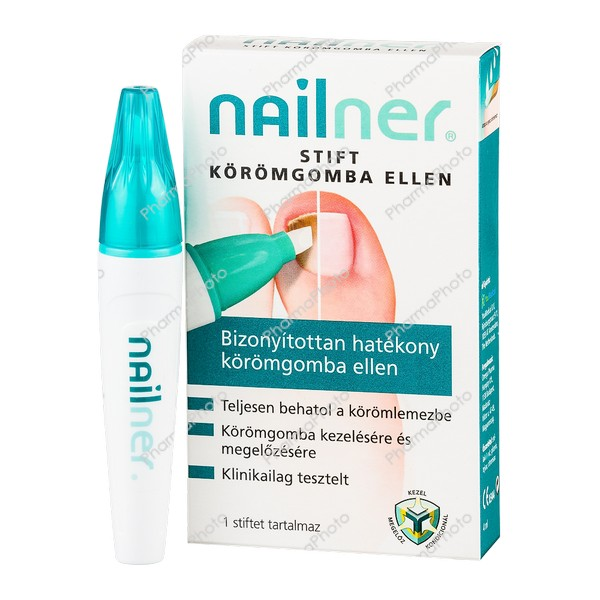 Nailner Repair stift koromgomba ellen 4ml781530 2016 tn